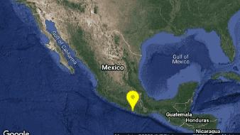 Se registra sismo en Ometepec, Guerrero; se percibe en la CDMX