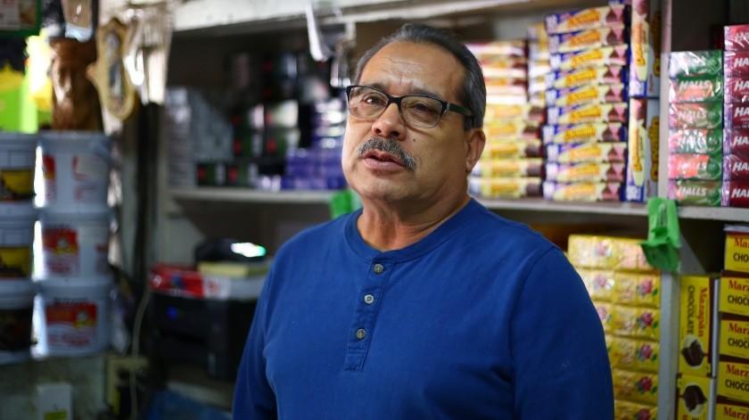 Zona Centro espera no cerrar en Semana Santa(Daniel Resendiz)