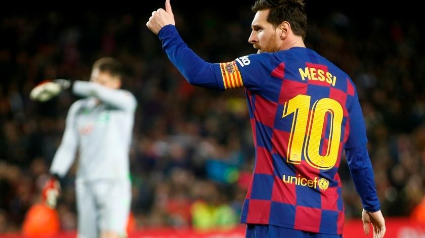 Lionel Messi(EFE, EFE)