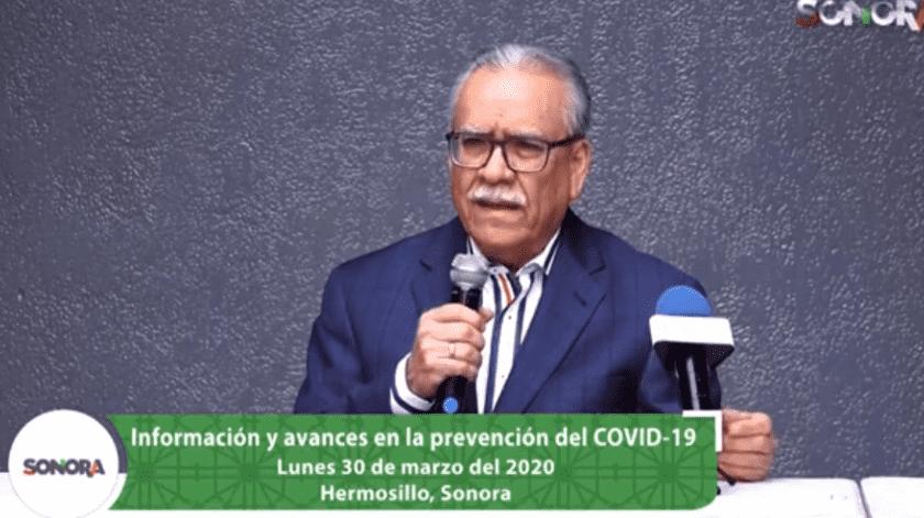 Horacio Valenzuela(Captura de video)