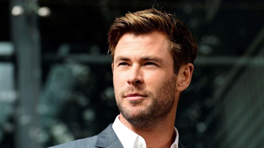 """Chris Hemsworth también tiene por delante el rodaje de una nueva entrega de """"Thor"""" que dirigirá Taika Waititi y que tiene previsto su estreno en 2021,(EFE)"""