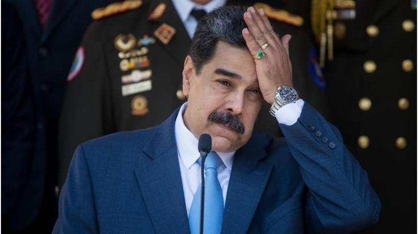 """En la misiva, leída por el canciller Jorge Arreaza y que está dirigida a """"líderes del mundo"""", el mandatario venezolano """"alerta"""" a los Gobiernos """"sobre los temerarios y criminales pasos que está dando la administración de Donald Trump(EFE)"""