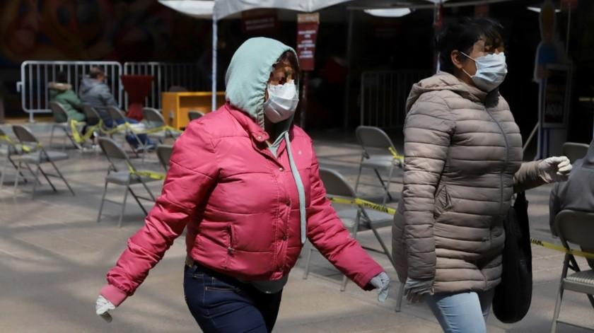 Siguen aumentando los casos sobre todo en Mexicali.