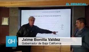 Prohíben deambular por calles, se cierran playas y centros comerciales que no cuenten con súper mercados: Bonilla