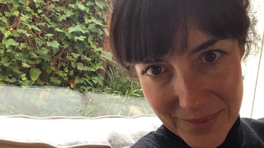 """Cecilia Suárez, actriz de """"La Casa de las Flores""""dedicó un mensaje a sus seguidores para que se queden en cuarentena.(Instagram: cecilia_suarez)"""