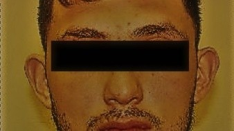 """Julio """"N."""", de 22 años, vinculado a proceso por el delito desedición y apología de un delito por incitar a saquear comercios en Hermosillo."""