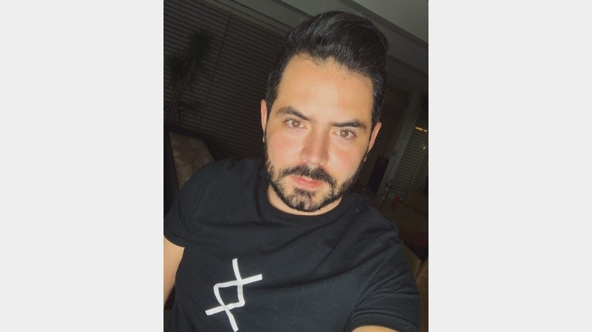 José Eduardo demostró que es igual de carismático que su padre.(Instagram: jose_eduardo92)