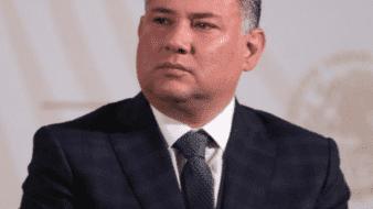 Santiago Nieto, titular de la Unidad de Inteligencia Financiera (UIF) de la SHCP