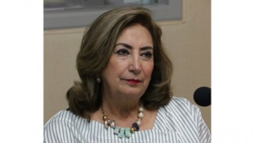 Silvia Roldán Fernández, secretaria de Salud de Tabasco da positivo a coronavirus(Gobierno de Tabasco)