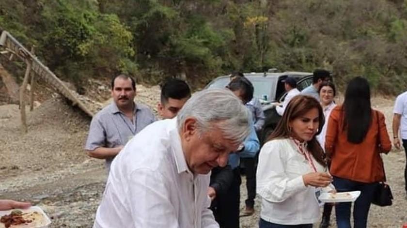 """Beatriz Gutiérrez niega contacto entre AMLO y presunto hermano de """"El Chapo""""(Especial)"""