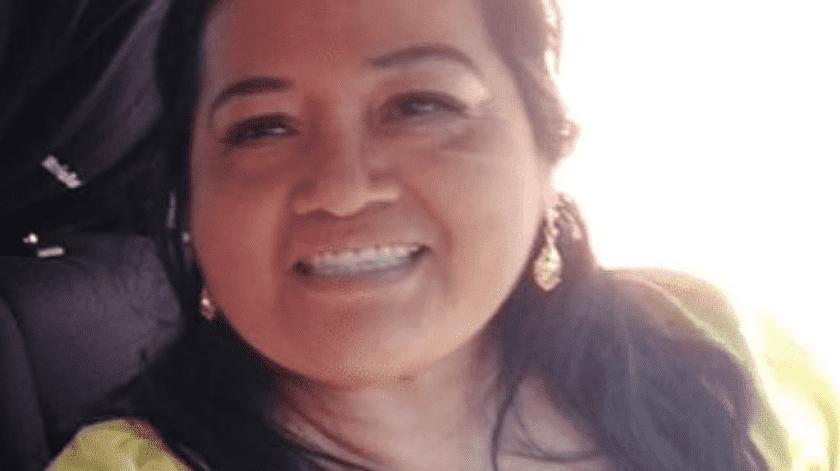 María Elena Ferral, corresponsal del Diario de Xalapa, de la Organización Editorial Mexicana(Twitter @RuidoEnLaRed)
