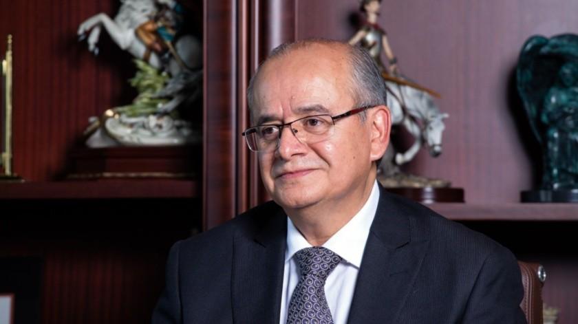 Arturo Olivares Cerda.(Agencia Reforma)