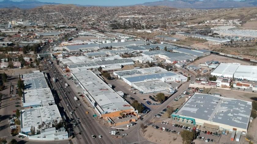 Anuncian cierres temporales maquiladoras de Nogales.(Rubén Ruiz)