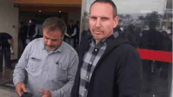 Bryan LeBarón considera 'traición' saludo de AMLO a mamá del 'Chapo'
