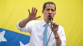 Fiscalía venezonala llama a Guaidó a declarar por supuesto