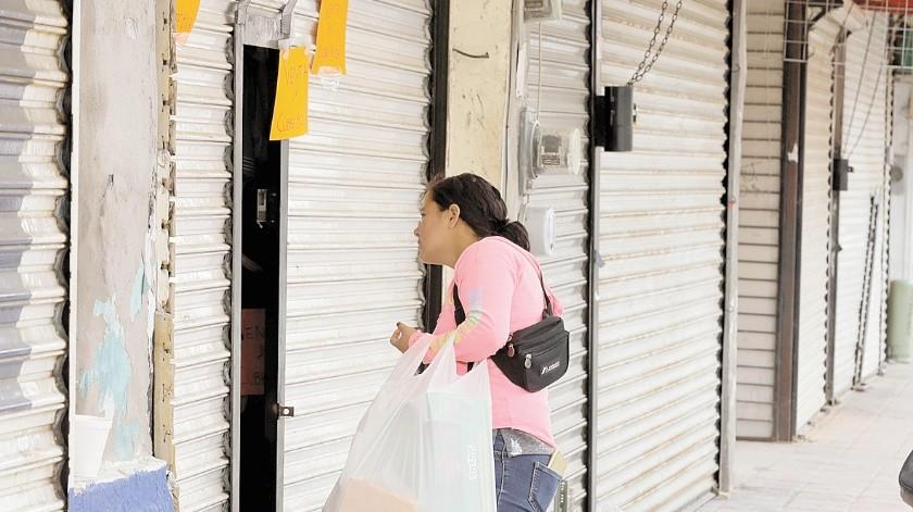 Comerciantes piden haya más vigilancia; temen alza de robos(Julián Ortega)