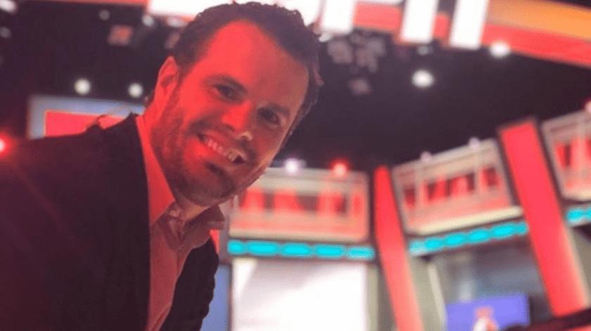 Ricardo Puig de ESPN mostró su ropa interior en trasmisión en vivo vía 'home office'.(Instagram)