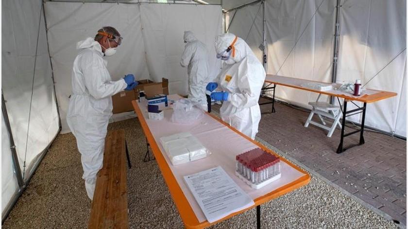 El coronavirus sigue expandiéndose por el mundo.(EFE)