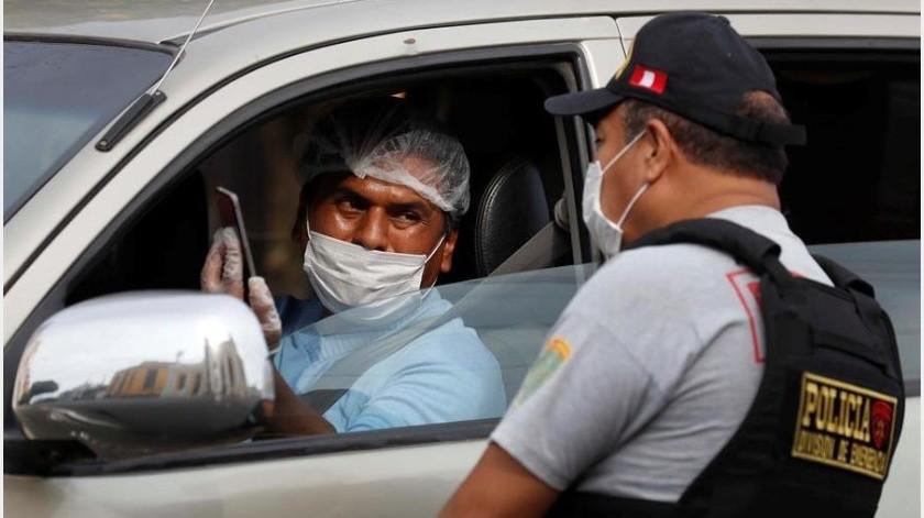 Alrededor de 400 personas se han recuperado de coronavirus en Perú.(EFE)
