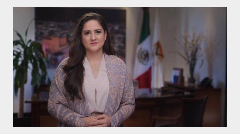 La alcaldesa de Hermosillo, Celida Lopez, solicita toque de queda para la ciudad.(Especial)