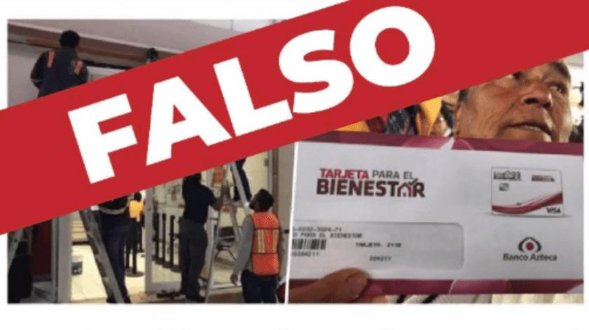La Secretaría del Bienestar alertó por un anuncio falso para tramitar la tarjeta.(Cortesía)