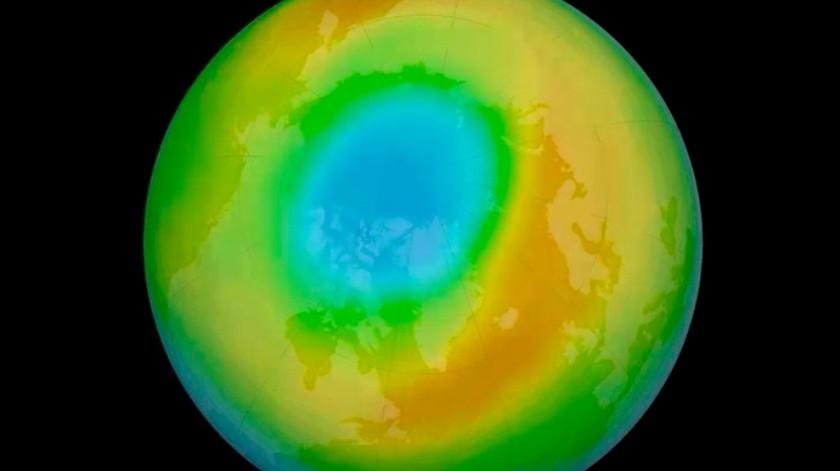 Aparece nuevo agujero en la capa de ozono del que debemos preocuparnos