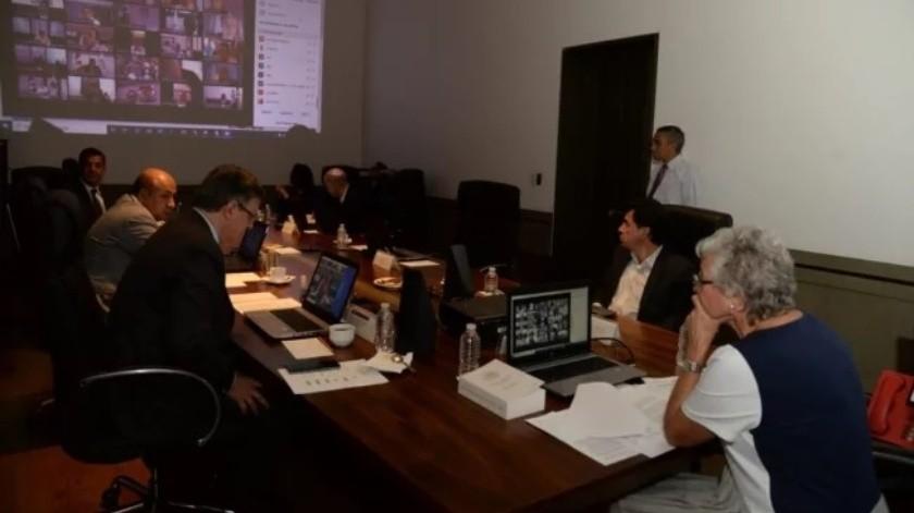 Autoridades federales se reúnen con gobernadores; acuerdan medidas por Covid-19(Especial)