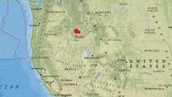 Sismo magnitud 6,5 sacude Idaho, EU