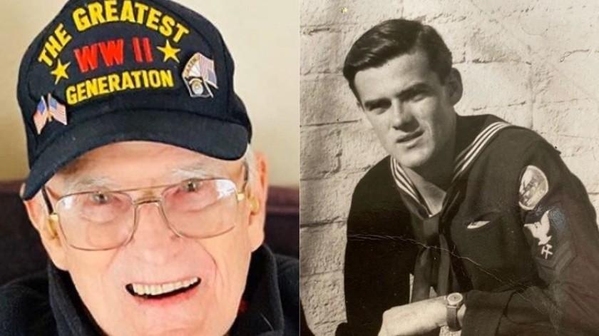 Kelly, quien vivió la Gran Depresión y fue uno de los primeros soldados estadounidenses en pisar el Pacífico Sur durante la Segunda Guerra Mundial, comenzó a sentirse mal.