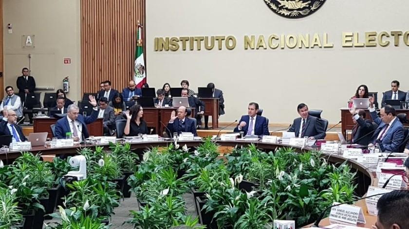 INE decidirá si aplaza elecciones en Hidalgo y Coahuila, ante Covid-19(Archivo GH)