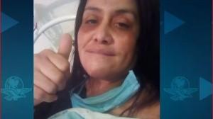 El 12 de marzo presentó los primeros síntomas y acudió al Hospital de Las Américas, del Instituto de Salud del Estado de México (ISEM), en Ecatepec, donde le diagnosticaron influenza tipo J11.