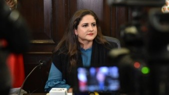 Ante coronavirus, Célida López anuncia despliegue policiaco a partir de las 18:00 horas