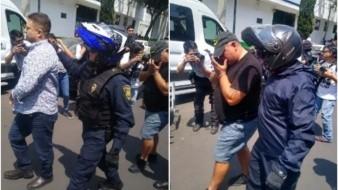 Detienen a supuestos miembros del Cártel de Santa Rosa de Lima; rondaban 'El Ángel'