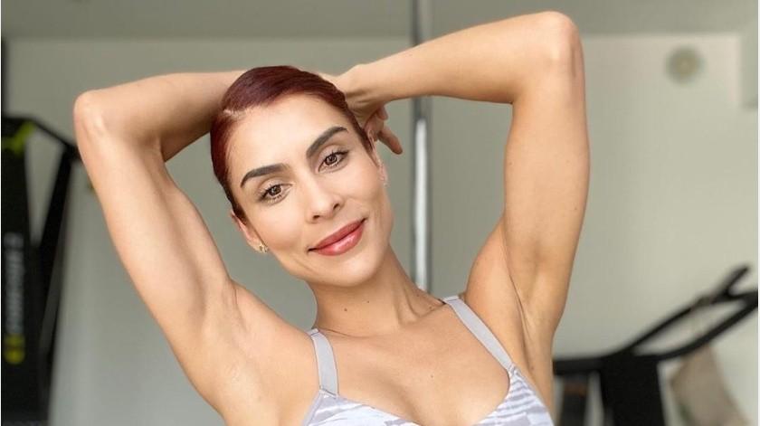 En redes circuló la noticia de que la cantante María León tenía COVID-19, ella lo niega.(Instagram: sargentoleon)