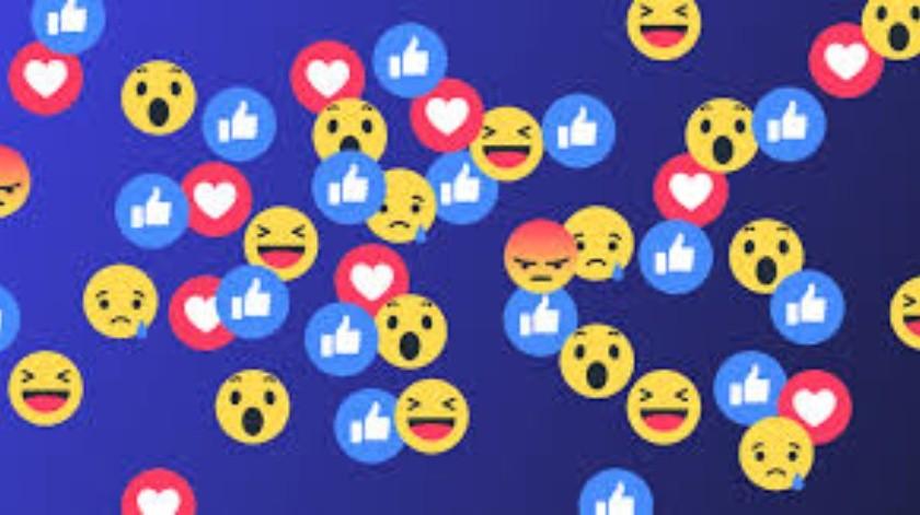 Nueva reacción en Facebook basado en Covid-19(Tomada de la red)