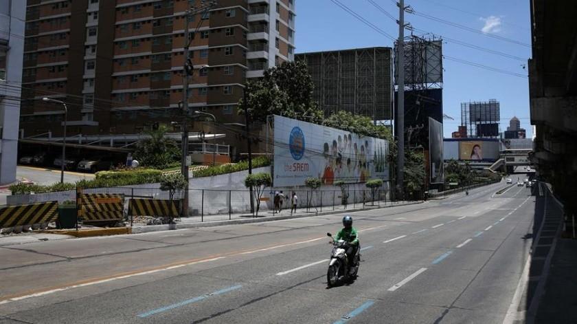 Ordena presidente de Filipinas matar a quien viole cuarentena por Covid-19(EFE)