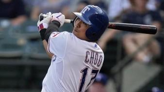 Shin-Soo Choo donará mil dólares a jugadores de ligas menores de Rangers