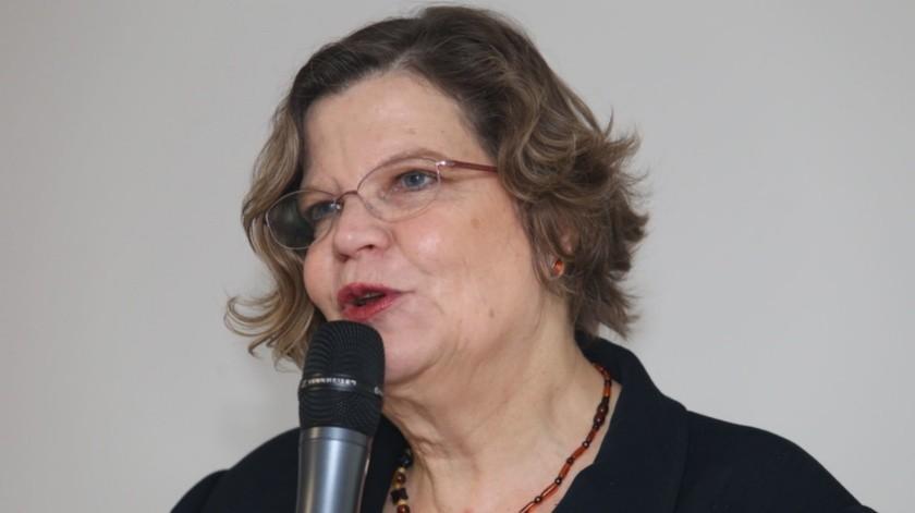 Nadine Gasman(Agencia Reforma)