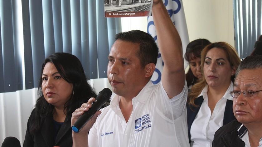 Luis Sánchez Mancilla(Especial)