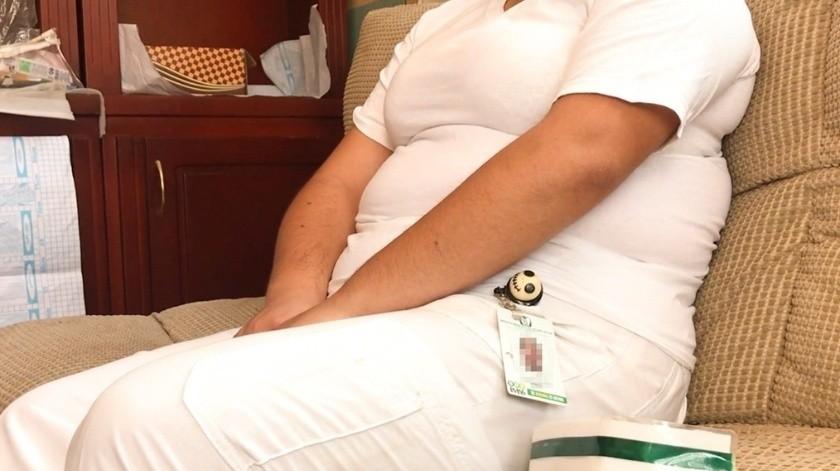Una enfermera del Centro Médico de Occidente, quien pidió anonimato, explicó como el 30 de marzo, alrededor de las 6:40 horas sufrió discriminación a bordo del transporte público.(Agencia Reforma)