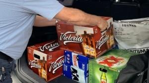 Tras gel y papel, ahora hay compras de pánico por las cervezas