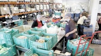 Banco de Alimentos no descansa, pero necesita tu ayuda