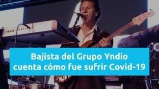 El músico de 72 años, Audomaro Pérez, sigue en convalecencia en Hermosillo, aislado pero en casa de su familia.