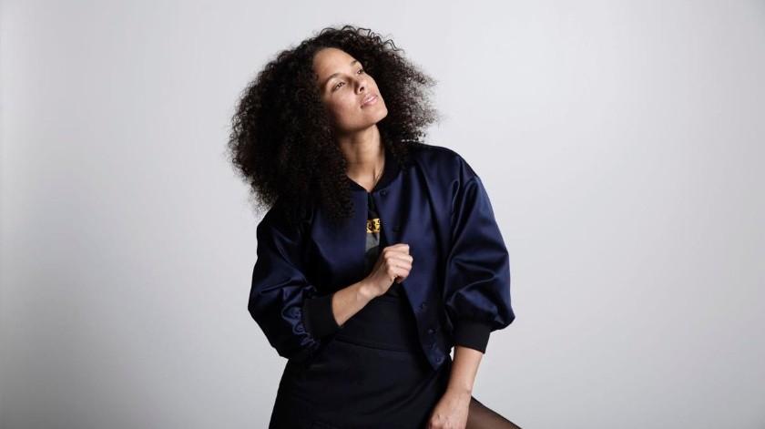 Alicia Keys lanzó su libro autobiográfico More Myself.(Internet)