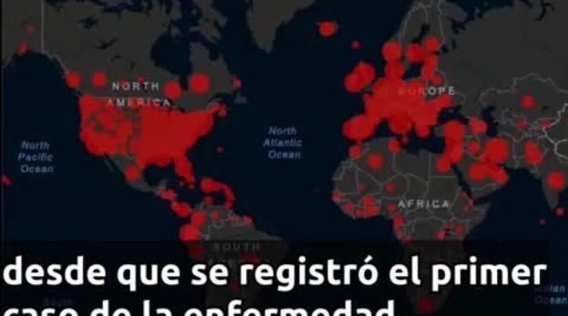 Covid-19 contagia a un millón en el mundo