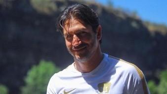 Bruno Marioni bautizó a