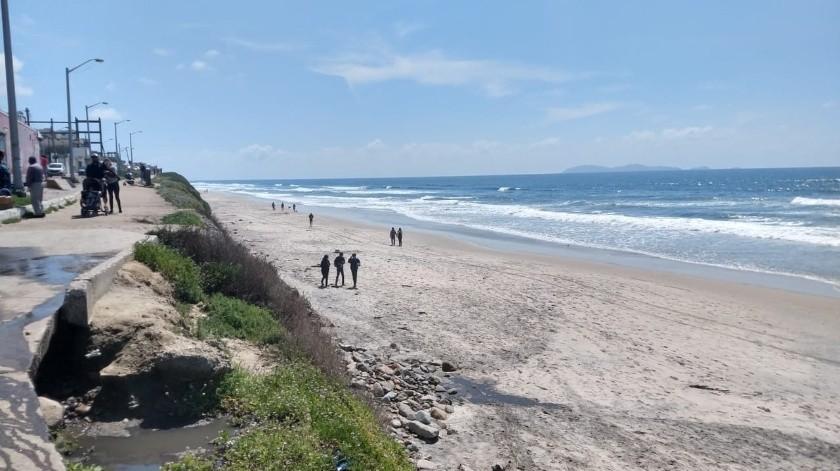 Realiza Protección Civil revisión de playas y comercios en todo el Estado