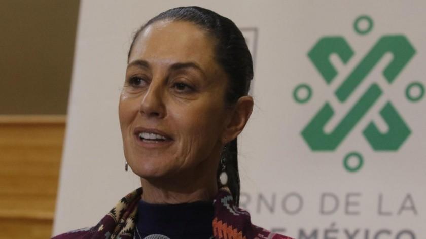 """CDMX: """"No son vacaciones"""", Sheinbaum llama por Semana Santa a quedarse en casa(Agencia Reforma)"""