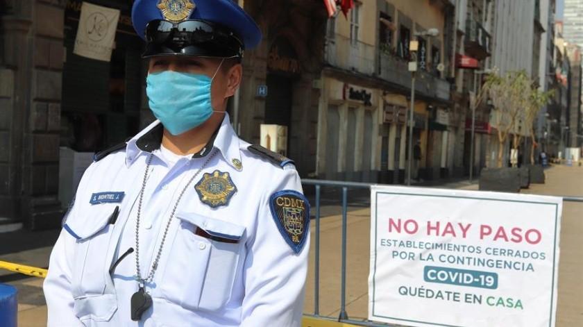 Medidas más estrictas deben tomarse cuando se llegue a 400 casos en ciudades: UNAM(EFE)