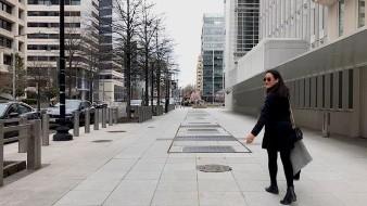 La tijuanense radicada en Washington, compartió su experiencia.